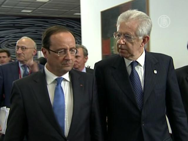 Лидеры ЕС согласны и на экономию, и на стимуляцию