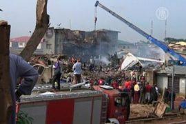 Авиакатастрофа в Нигерии, погибло более 160 человек