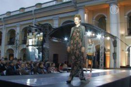 «Мода Белых ночей» прошла в Петербурге