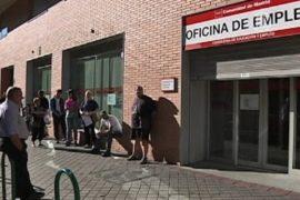 Спасение банков не вдохновило безработных Испании