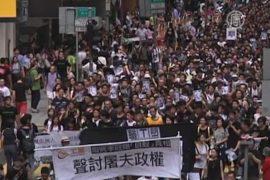 Гонконгцы призвали расследовать смерть Ли Ванъяна