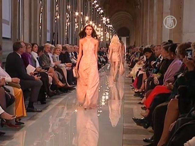 Мода и художество Италии встретились в Лувре