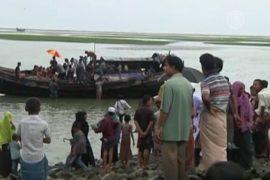 Бангладеш не впускает беженцев из Мьянмы