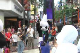 Как панда учила тайваньцев кулинарному танцу