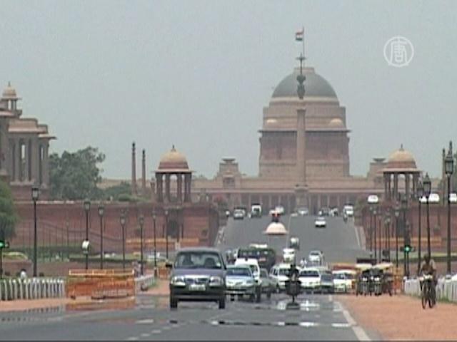 Индию накрыла жара вместо сезона дождей