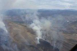 Гринпис: в России скрывают масштабы пожаров