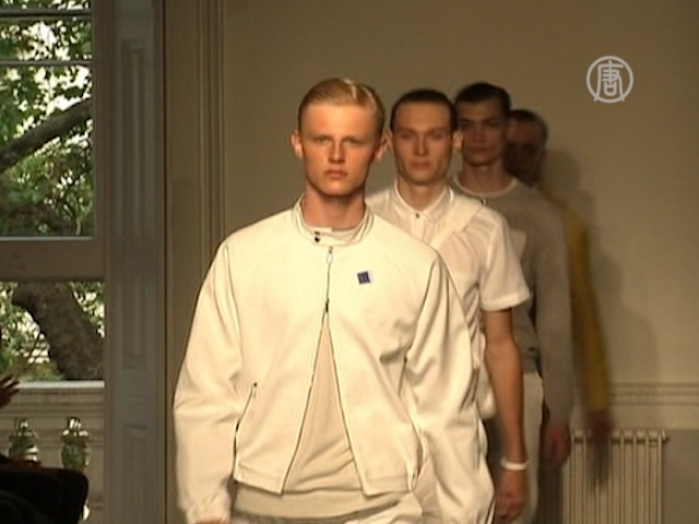 Уикенд мужской моды прошел в Лондоне