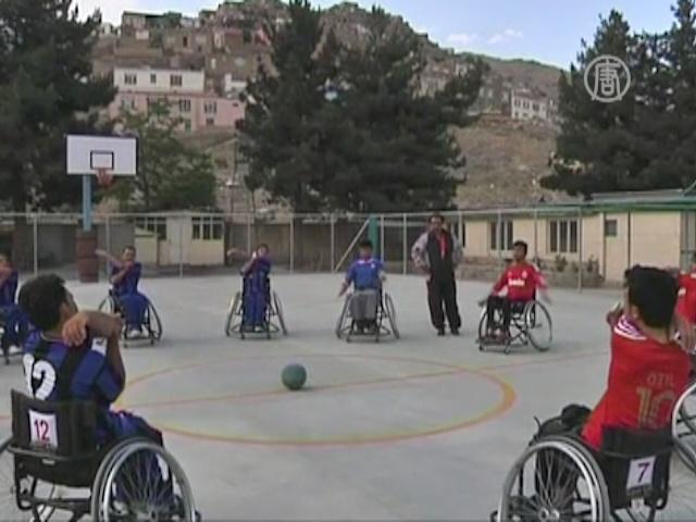 Афганский атлет-инвалид едет на Игры в Лондон один