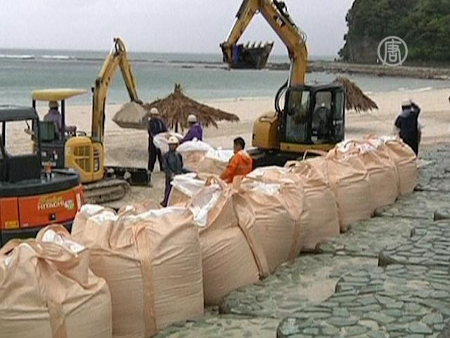 Япония готова встречать тайфун «Гучол»