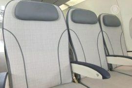Airbus выпускает сиденья для «широких» пассажиров