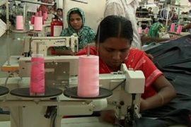 Швейные фабрики Бангладеш снова работают