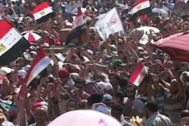 Исламисты празднуют победу в Египте