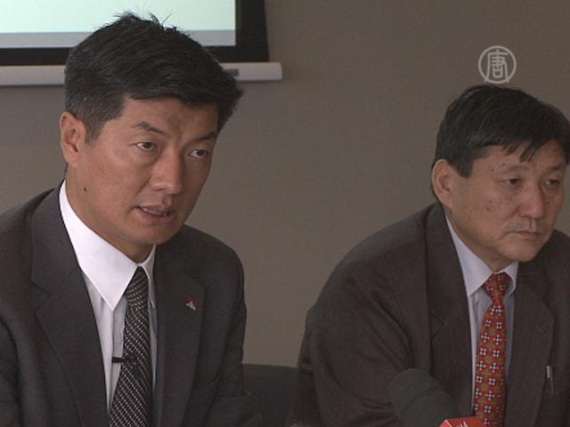 Премьер-министр Тибета призывает к автономии