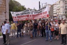 Сотрудники отелей в Греции отказываются работать