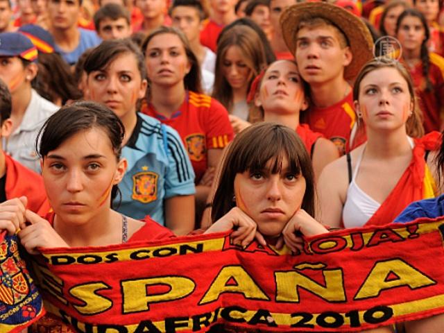 Испанские болельщики больше не хотят пенальти