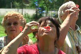 В Чехии работает летний лагерь для пенсионеров