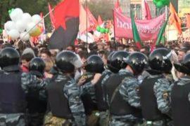 В России усиливаются политические репрессии?