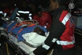 Жертв кровавой мессы привезли на лечение в Найроби