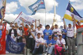 36 человек проедут на автомобилях через всю Россию