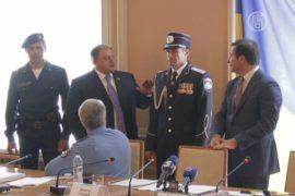Украинскую милицию могут переодеть