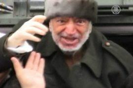 Зубная щётка Арафата оказалась самой радиоактивной