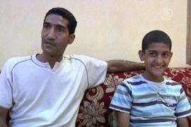 Арестованного за протест мальчика освободили