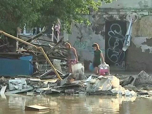 Крымск: откуда столько воды и почему не уведомили?