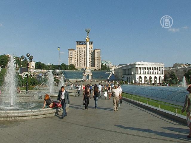 Украина ожидает 3000 международных наблюдателей