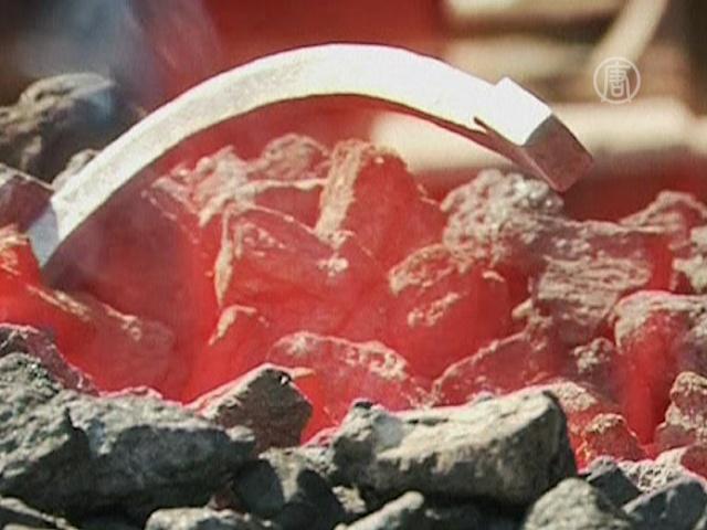 Кузнечная ярмарка возрождает древнее ремесло