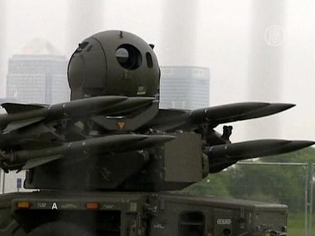 Суд Лондона не запретил ракеты на домах