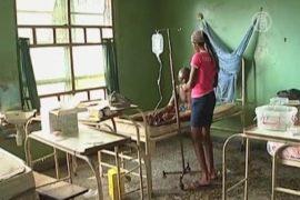 Обгоревшим нигерийцам не хватает мест в больницах