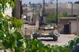 ООН: сирийскую деревню атаковали тяжелым оружием