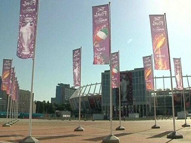 Европейцы довольны проведением Евро-2012