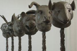 «Круг животных» Ай Вэйвэя представили в Киеве