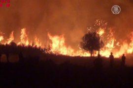 Пожары на популярном курорте Испании: 4 погибших