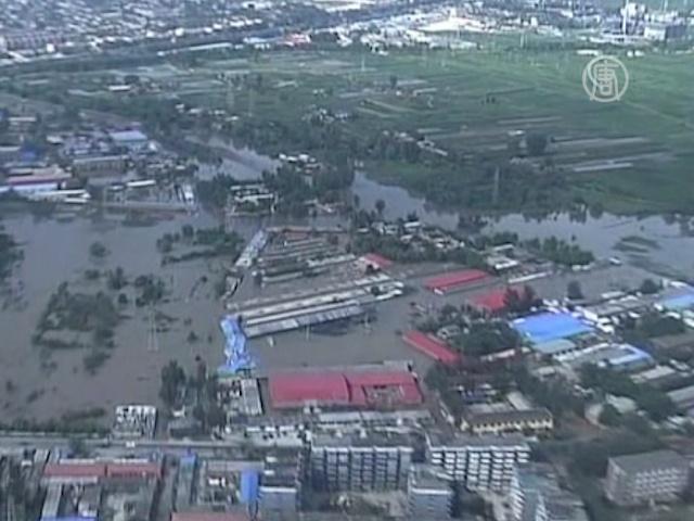Наводнение в Пекине: погибших — десятки или сотни?
