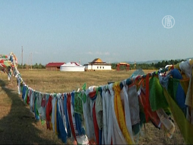 В Сибири восстановлен храм 1000 Будд