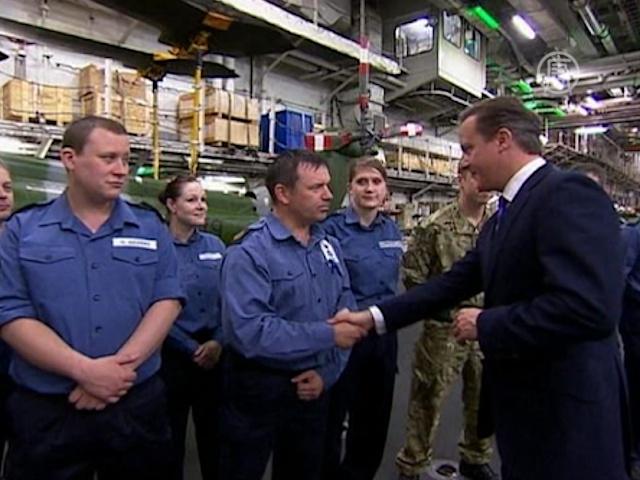 Премьер Британии призывает оживлять экономику