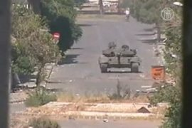 Повстанцы: армия Асада ведет обстрел Алеппо