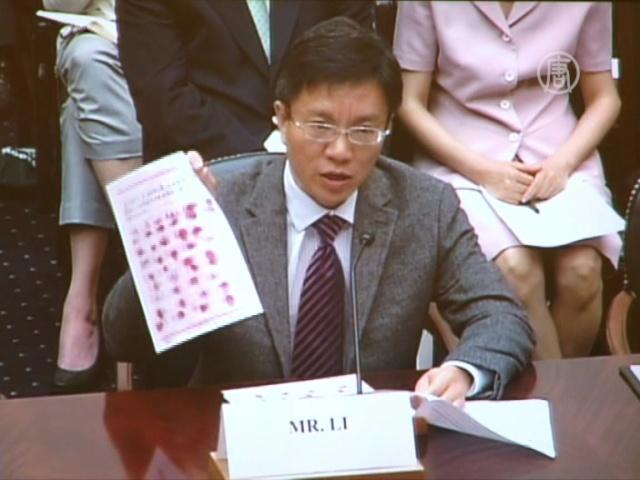 Китайцы рассказали, как стали жертвами пыток