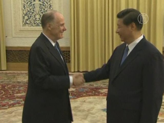 Советник Обамы встретился с будущим лидером КНР