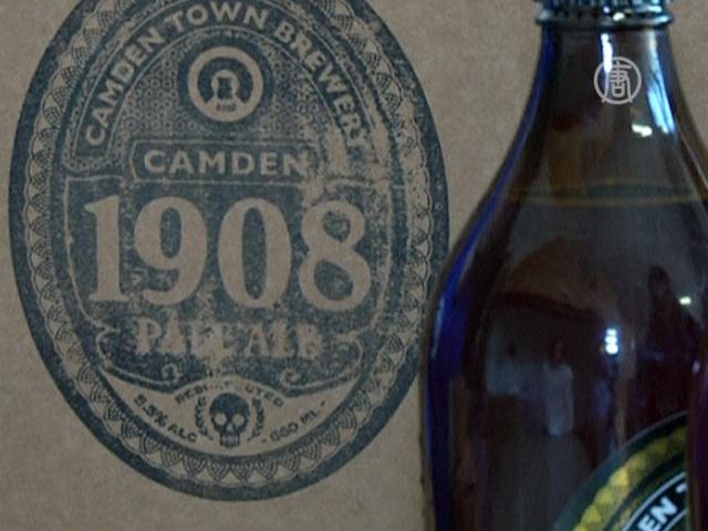 Пиво по старинному рецепту выпустили к Олимпиаде