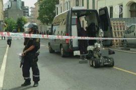 Бомба у посольства США в Осло оказалась муляжом