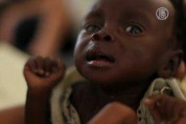 Беженцы из Судана умирают от голода