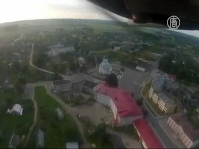 Шведы: «Как мы разбросали медведей над Минском»