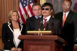 Чэнь Гуанчэн: «Власти КНР не выполнили обещаний»