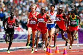 Олимпиада: лёгкая атлетика началась