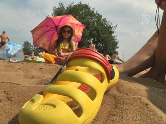 МЧС просит купаться в проверенных водоемах Москвы
