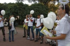 «Ангелы Добра» собирают канцтовары для сирот