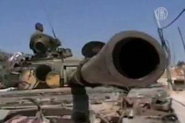 Повстанцы: из Сирии распространяется насилие